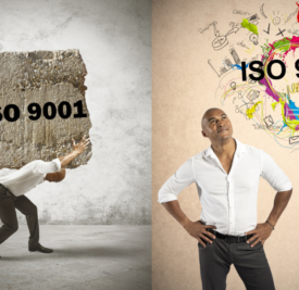 ISO 9001, ennemi ou allié des dirigeants ? A vous de choisir.